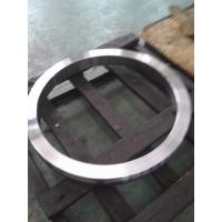 Quality DIN 022Cr17Ni12Mo2 Stainless Steel Seamless Rolled Ring Forging For Idler Rim wholesale
