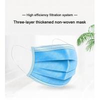 Quality Personal Care Sterile Disposable Face Mask , Non Woven Disposable Mask wholesale
