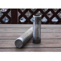 Quality Outdoor Barbecue Grill Wire Mesh , 12 Inch Pellet Smoker Tube For Grill wholesale