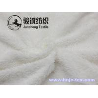 Quality Soft woven arctic cashmere fabric for pajamas fabric and apparel fabric wholesale