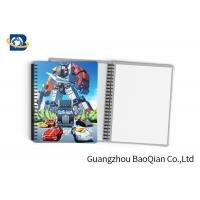 Quality 3D Effect Cover 3D Lenticular Notebook Custom Day Weekly Planner Organizer wholesale