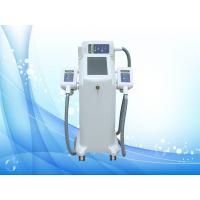 Quality Body Shaping Cryolipolysis Fat Loss Machines , Vertical Body Slimmer Machine wholesale