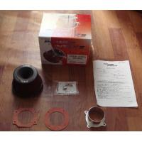Quality Red Universal Racing Air Filter Necessary Kits / High Performance Car Air Filters wholesale