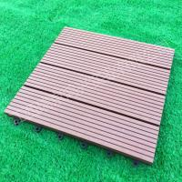 Cheap wood plastic composite flooring technics and for Cheapest type of flooring