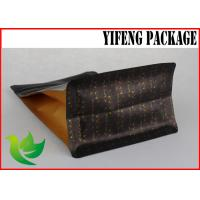 Buy cheap Stand Up Flat Bottom Plastic Packing Bag Food Grade Snacks Zippered Pouch product