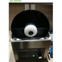 Quality Portable Digital Ultrasonic Cleaner Lp Vinyl Record Stainless Steel 304 Material wholesale