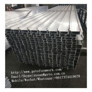 China Excellent China Top Aluminium Profile Manufacturers/Extruded Aluminium Profiles Sliding Door Profile/Aluminium Profile on sale