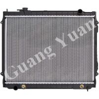 Quality High Heat Transfer Aluminum Auto Radiators Anti Corrosion OEM 16410-0C022 DPI 1778 wholesale