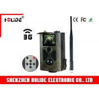Quality 2 Inch TFT Screen Remote Control 3G Hunting Trail Cameras 16MP 1080P Wildlife Game With Night Version wholesale