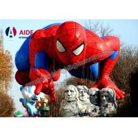 Cheap Exhibition Giant  Inflatable Cartoon Characters Customing Inflatable Spiderman for sale