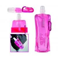 Quality clear water stand up spout pouch in different size , reusable food spout pouch wholesale