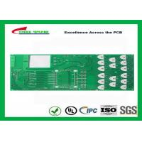 Quality 2OZ Copper RoHS 2 Layer PCB Double Sided Circuit Board FR4 2.0MM wholesale