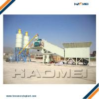 China Mobile Concrete Batching Plant (YHZS60) on sale