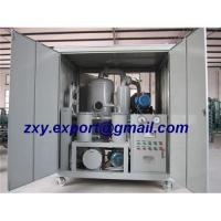 Quality Dielectric Oil Filtration, Transformer Oil Treatment, Used Oil Purifiers wholesale