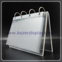 Holder-Office Acrylic Calendar Holder for Display for sale