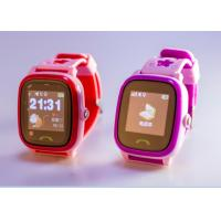 China GPS Positioning SOS Alarm Remote Monitoring Smart Kids GPS tracker Watch on sale