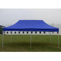Quality Aluminum Frame 3x6 Pop Up Gazebo Tent Trade Event Display Canopy With Logo Print wholesale