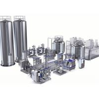 China Automatic Milk Powder Production Line , Dairy Milk Processing Equipment on sale