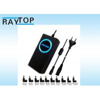 Quality 90w Notebook AC Adapter  Universal laptop adapter 90W manual voltage DC 15-24V  with USB port  5V 1A wholesale