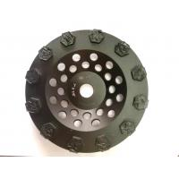 Quality Split PCD Diamond Cup Grinding Wheel For Concrete Floor Coatings Removing wholesale