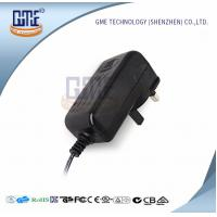 Quality AC DC Universal Power Adapter 12V 2A , Wall Power Adapter UK Plug wholesale
