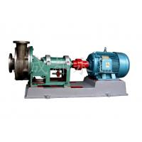China Corrosion Resistant Horizontal Single Stage Centrifugal Pump For Acid And Alkali on sale