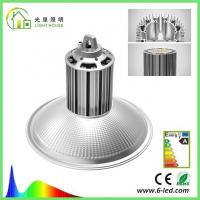 Quality Commercial 100W LED High Bay , Cree LED High Bay 120 lm / w For Pharmaceutical Warehouse wholesale