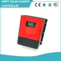 Quality Dual Time Control Solar Power Charge Controller High Efficiency Converter Up To 98% wholesale