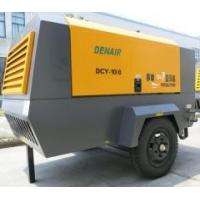 Quality Professional Industrial Portable Air Compressor With Cummins Diesel Engine wholesale