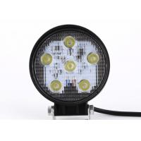 China Waterproof Round LED Light Pods , Cree LED Pods Spot Flood Combo Beam on sale