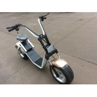 Quality Fashion Citycoco/ Harley scooter/ 2 wheels Electric Motorcycle with 1200W Motor wholesale