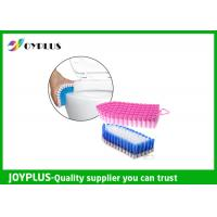 Quality Special Design Household Cleaning Brushes , Bathroom Scrub Brush Easy Clean wholesale