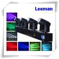 Quality Color Change LED Beam Moving Head Light For Flow Performance / Bars , 4 Head Light wholesale