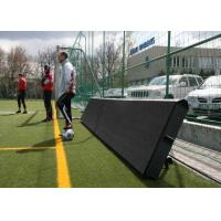 China P10 Sports Perimeter LED Display Screen Video Wall For Advertising Video Banner on sale