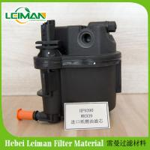 Quality Automotive fuel/diesel filter for CITROEN OEM WK939/ HF9390 wholesale