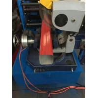 Electric Pipe Roll Forming Machine / Low Carbon Steel Pipe Making Machine