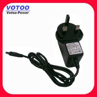 Quality 12V DC 500MA Switching 100V-240V CCTV Camera Power Adapter , AC To DC Power Adapter wholesale
