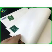 China Polylactic Acid Coated Food Grade 160gsm White Kraft PaperBoard For Coffee Cup on sale