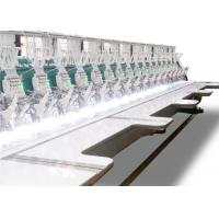 Quality High Efficiency Sequin Attachment Embroidery Machine Automatic Trimming wholesale