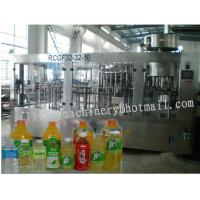 Quality Anti-Leaking Juice Filling Machine / Water Bottling Equipment For Oil / Drinking wholesale