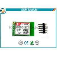 Stable Performance GSM GPRS Module SIM800L 900 / 1800MHz Dual Band