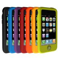 Silicone Cover for iPhone 3G
