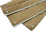 Quality Vermiculite Coated Ceramic Fiber Fabric wholesale