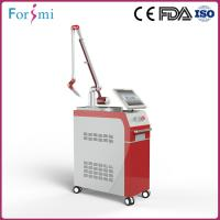 Quality Top sale multi-function 1064nm 12 inch screen Nd Yag Laser Tattoo Removal Machines for Remove permanent with no pain wholesale