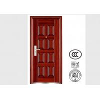 Quality Walnut Wood / Beech Hotel Fixed Furniture Room Door Surface Painting Sound Proof Highly Endurable wholesale