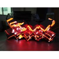 Quality Cool Fashion P5 RGB LED DJ Booth Indoor LED Video Wall For Music Bar Club wholesale