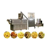 Quality SR -70 200-260Kg / Hr Snack Food Extruder Machine Puff Food Processing wholesale