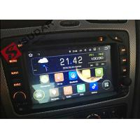 Quality 4G Internet  Mercedes W203 Dvd Player , 6.0 Android In Dash Car Stereo Dual Zone wholesale