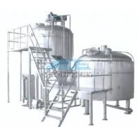 Quality Hotel / Barbecue / Resturant / Ginshop Large Beer Brewery Equipment Automated Brewing System wholesale