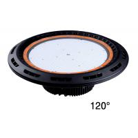 Exhibition Hall LED UFO High Bay Light 240W Motion Sensor Dimmable Function